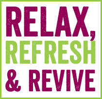 relax, refresh & revise